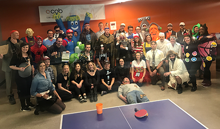 Wicked Halloween Office Party