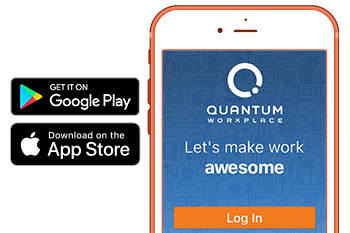 Download the Quantum Workplace Mobile App