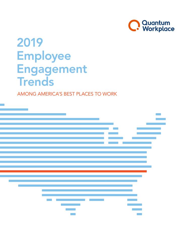 2019 Employee Engagement Trends Report