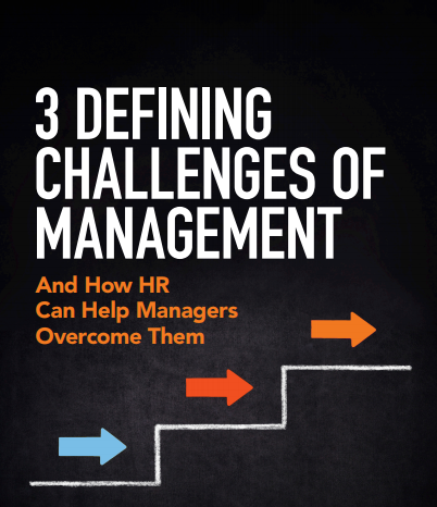 3 Defining Challenges of Management