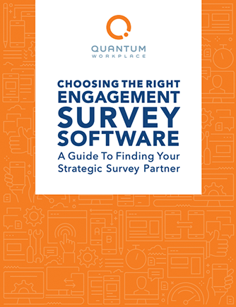 Choosing the RIght Employee Engagement Survey Software
