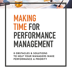 Making-Time-For-Performane-Management