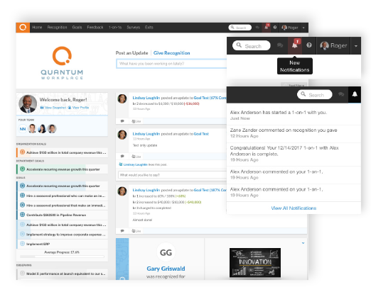Ideas and Alerts-Insight managers need screenshot
