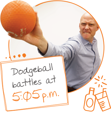 Dodgeball Battles