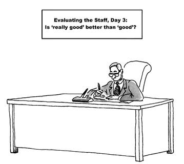 Ask This, Not That: Performance Review Questions That