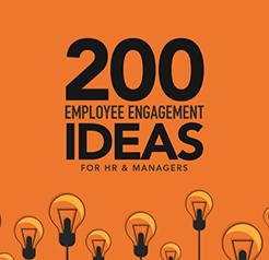 200 Employee Engagement Ideas
