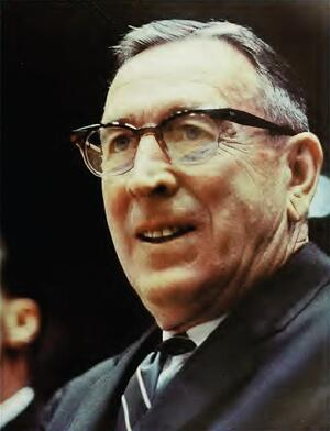 John Wooden, UCLA coach
