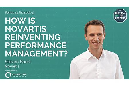 reinventing performance management