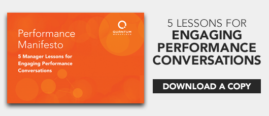 Performance Manifesto: 5 Manager Lessons to Engaging Employee Conversations