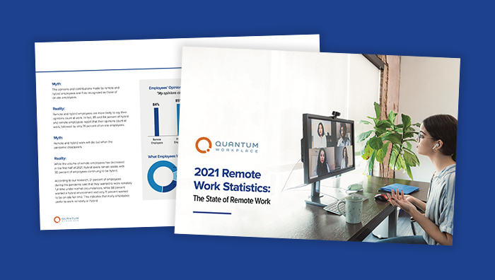 2021 Remote Work Research