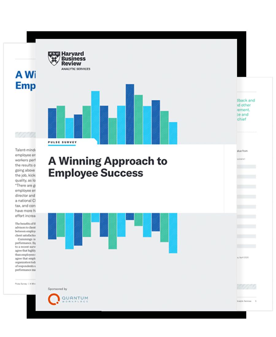 A Winning Approach to Employee Success