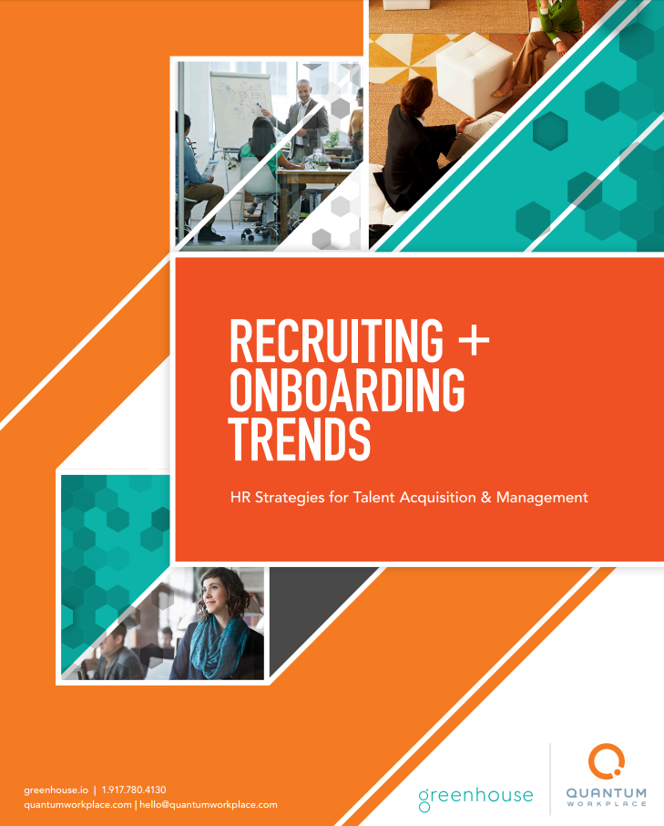 Recruiting + Onboarding Trends