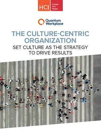 The Culture-Centric Organization