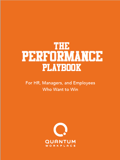 The Performance Playbook