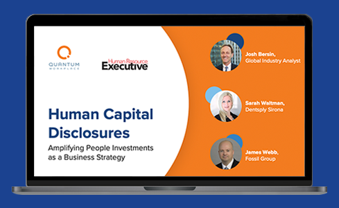 Human Capital Disclosures: Amplifying People Success as a Business Strategy