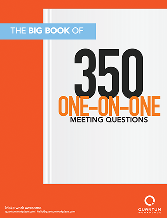 big book of 350 1-on-1 questions