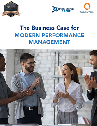 The Business Case for Modern Performance Management