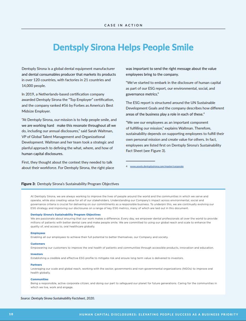 Dentsply Sirona Case Study