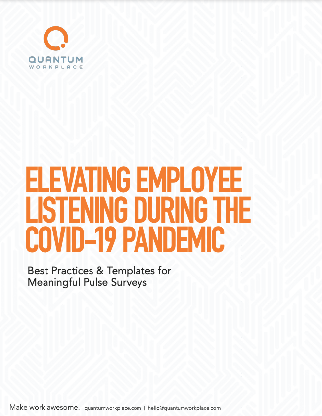 elevating employee listening