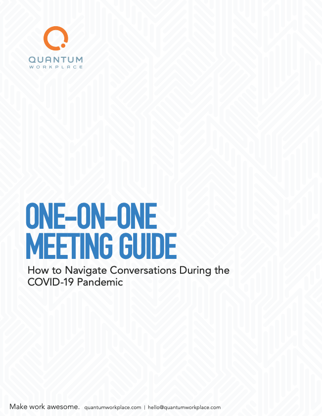 one-on-one meeting guide
