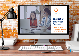 the roi of employee success