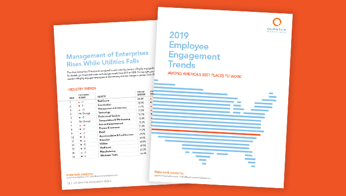 2019 Employee Engagement Trends