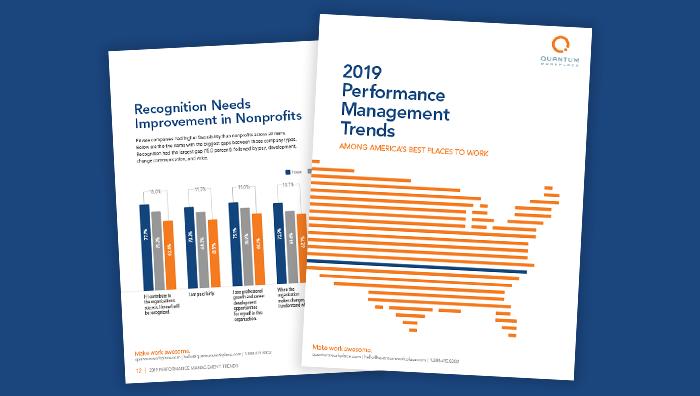 2019 Performance Management Trends