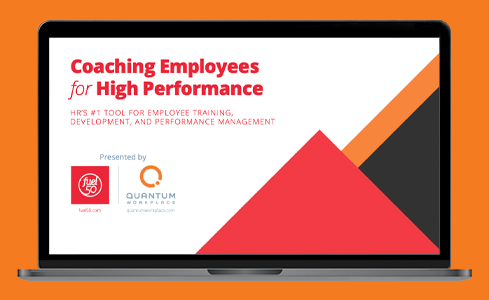 Coaching Employees for High Performance