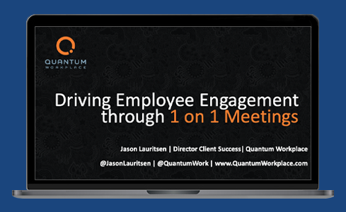 How to Drive Engagement Through 1-on-1 Meetings