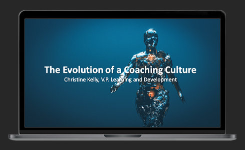 The Evolution of a Coaching Culture