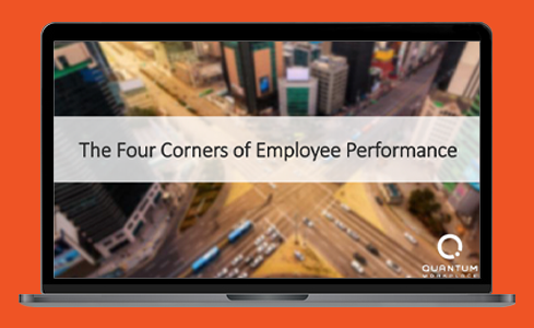 Four Corners of Performance Management