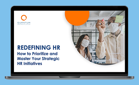 Redefining HR: How to Prioritize and Master Your Strategic HR Initiatives